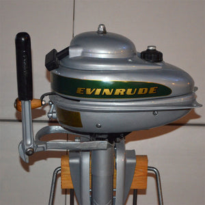 Evinrude 4416 Sportsman Used Outboard Motor 04