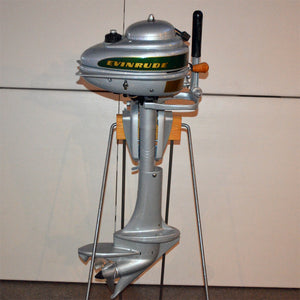 Evinrude 4416 Sportsman Used Outboard Motor 06
