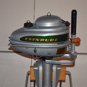 Evinrude 4416 Sportsman Used Outboard Motor 08