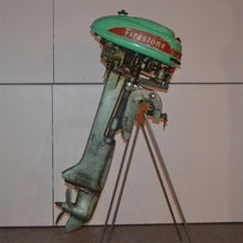 Load image into Gallery viewer, Firestone 10A71 Used Outboard Motor 06