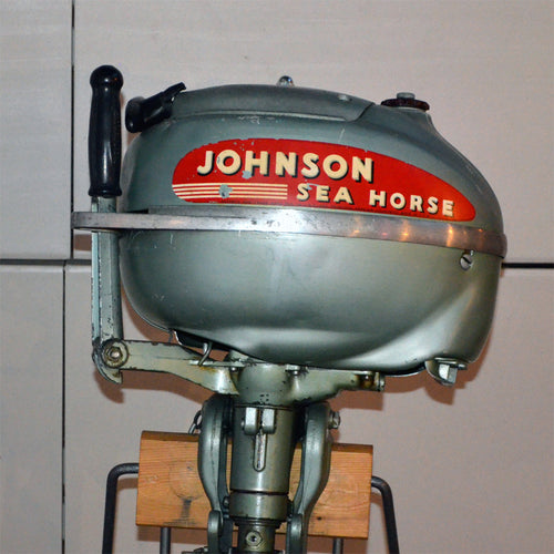 Johnson Hd25 Used Outboard Motor 08