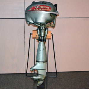 Johnson Hd25 Used Outboard Motor 12