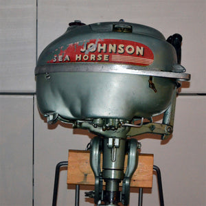 Johnson Hd25 Used Outboard Motor 14