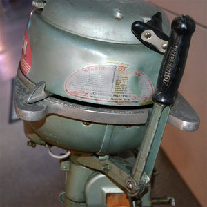 Johnson Hd25 Used Outboard Motor 15