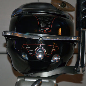 Martin 40 Black Used Outboard Motor 02