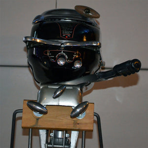 Martin 40 Black Used Outboard Motor 12