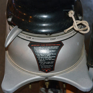 Martin 40 Silver Used Outboard Motor 10
