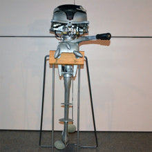 Load image into Gallery viewer, Martin 40 Silver Used Outboard Motor 15