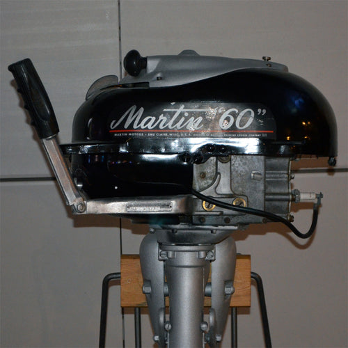 Martin 60 Used Outboard Motor 06