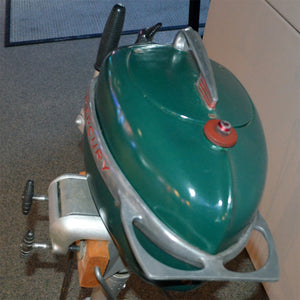 Mercury Super Kf5 Used Outboard Motor 04