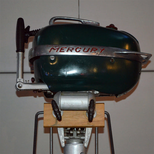 Mercury Super Kf5 Used Outboard Motor 08