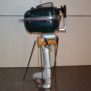 Mercury Super Kf5 Used Outboard Motor 09