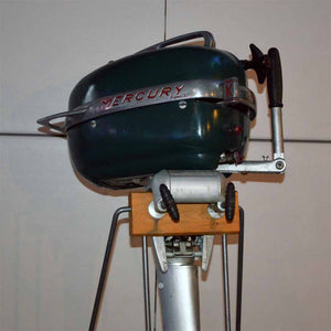 Mercury Super Kf5 Used Outboard Motor 11