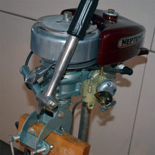Load image into Gallery viewer, Neptune Muncie Gear Work 5 Used Outboard Motor 14