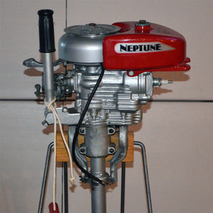 Neptune Model A2 Used Outboard Motor 08