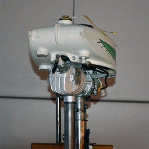 Sears Waterwitch Used Outboard Motor 02