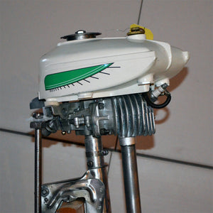 Sears Waterwitch Used Outboard Motor 06
