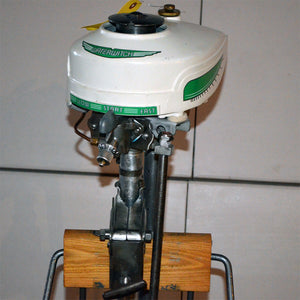 Sears Waterwitch Used Outboard Motor 08