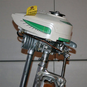 Sears Waterwitch Used Outboard Motor 12
