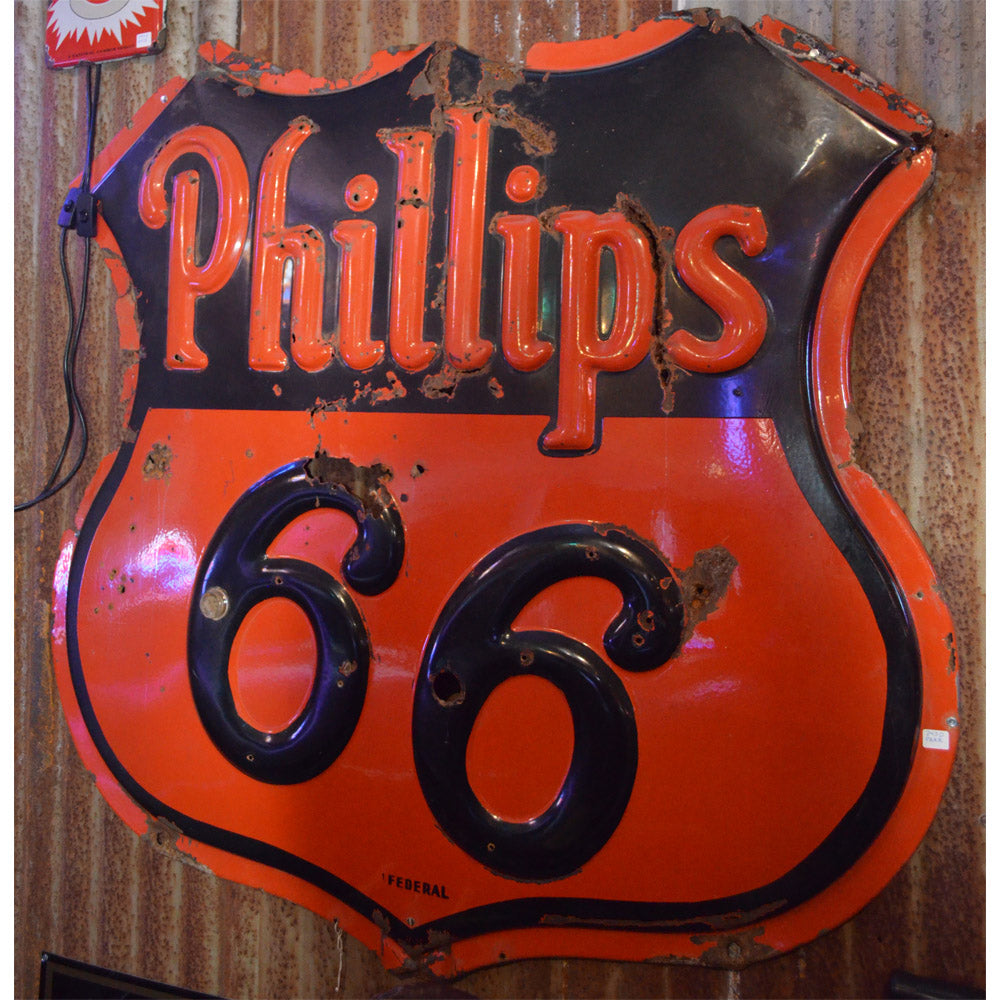 Philips 66 Vintage Sign
