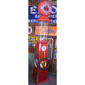 Red Crown Visible Gas Pump 02