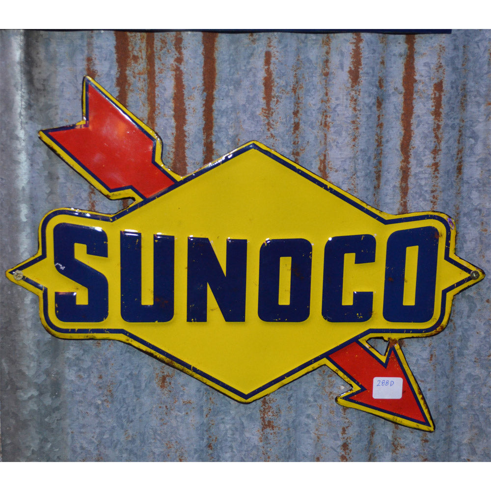 Sunoco Vintage Sign 288D
