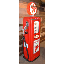 Load image into Gallery viewer, Texaco Red Gas Pump 02