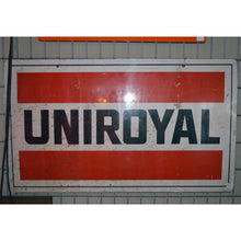 Load image into Gallery viewer, Uniroyal Vintage Sign