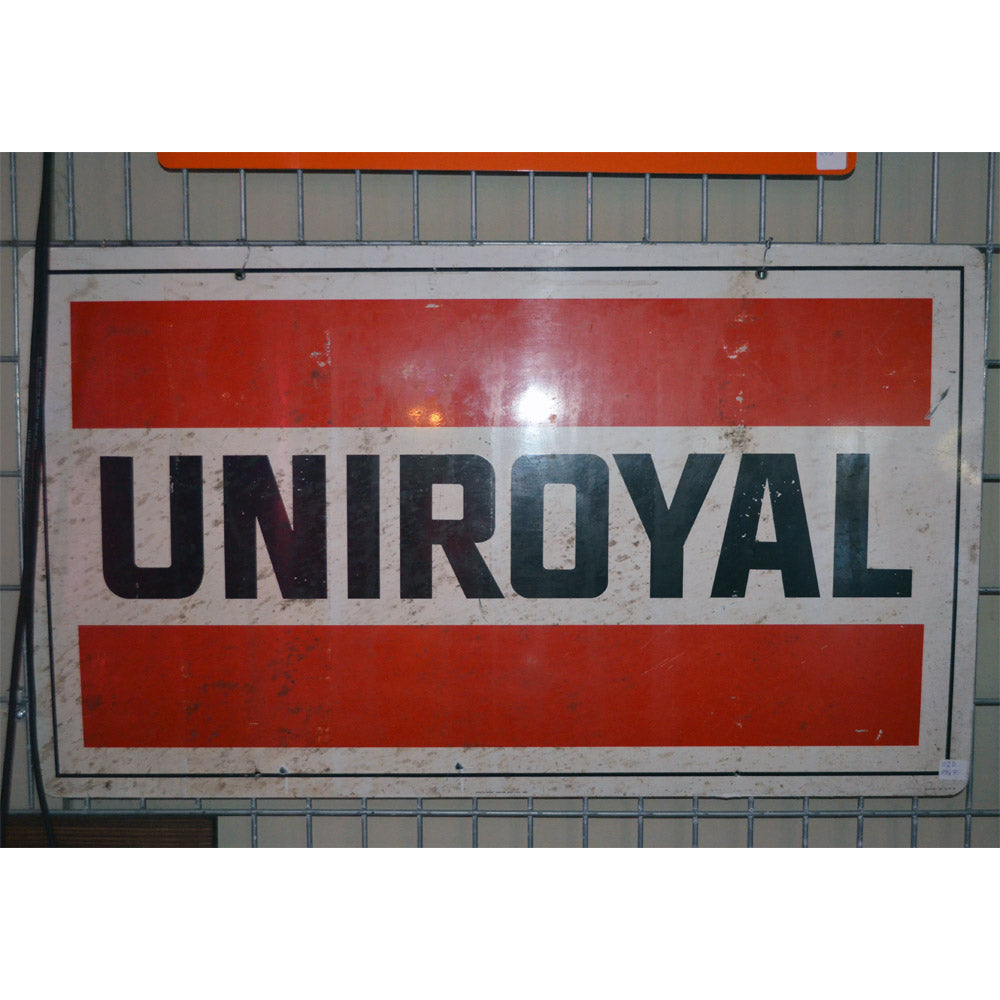Uniroyal Vintage Sign
