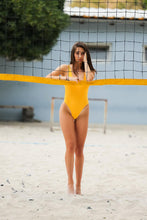 Load image into Gallery viewer, Yellow swimsuit