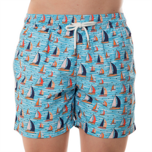 Classic Fit Swim Trunk - Banyak