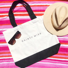Load image into Gallery viewer, Dainty Miss Beach Bag