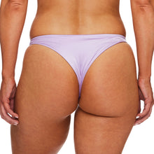 Load image into Gallery viewer, Miss Capri / Mermaid purple luxury bikini bottom