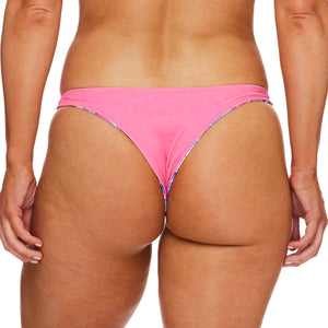 Dainty Miss Miss Capri Palm Bikini Bottoms