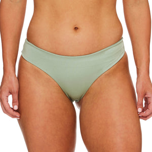 Miss Boracay / Mist green luxury bikini bottom