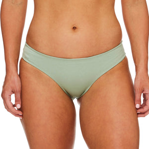 Miss Santorini / Mist green luxury bikini bottom