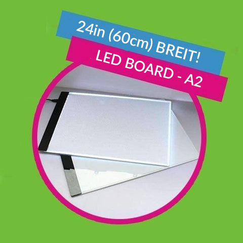 Image of A2 Professionelles LED Board - 60cm