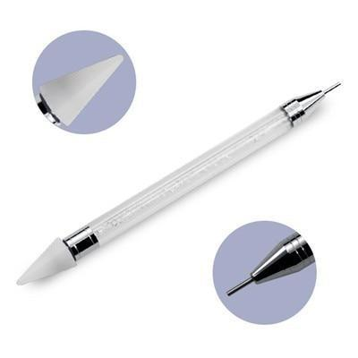 Image of Dual-Ended Nail Dotting Pen - DIY 5D Diamond Painting-EasyWhim