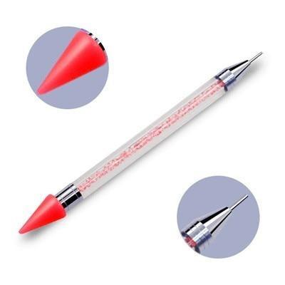 Dual-Ended Nail Dotting Pen - DIY 5D Diamond Painting-EasyWhim