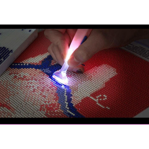 Image of LED Pen - DIY 5D Diamond Painting-EasyWhim