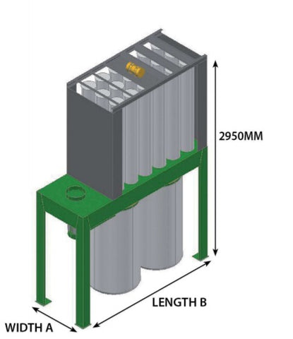 Shaker Unit Large Guide