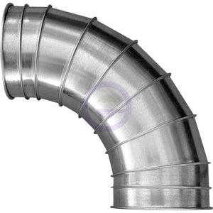 90 Degree Ducting Bend - Segmented (Quick-Fit)