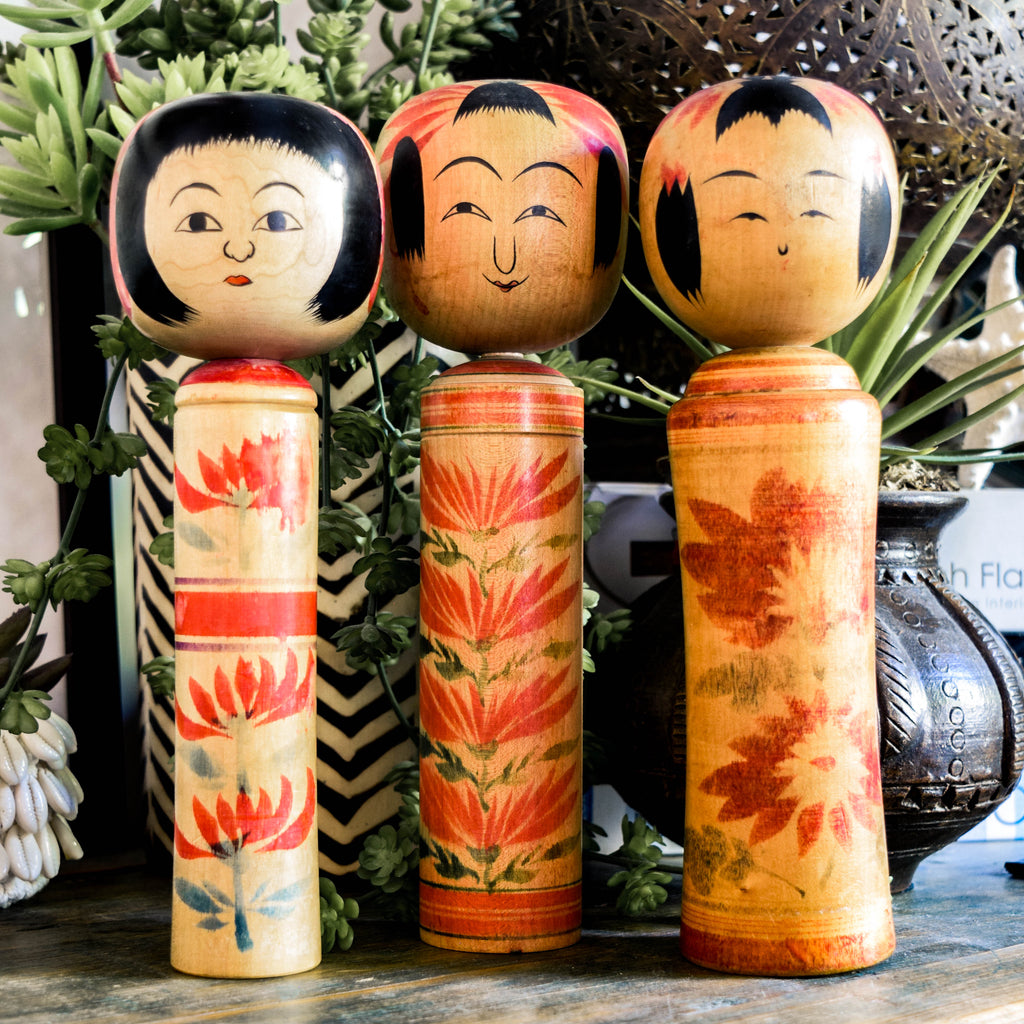ALL ABOUT KOKESHI DOLLS