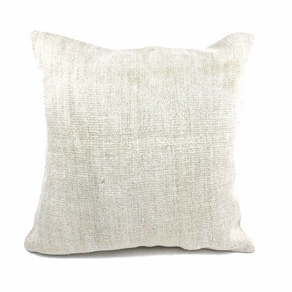 Cream Kilim Pillow (24x24)