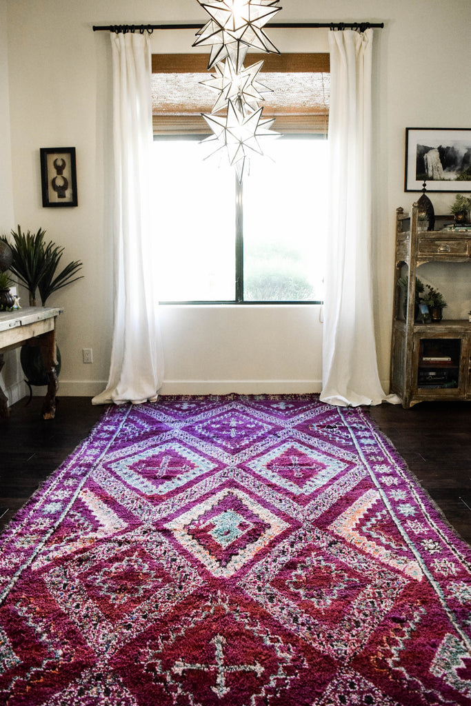 Gemma Antique Berber Rug