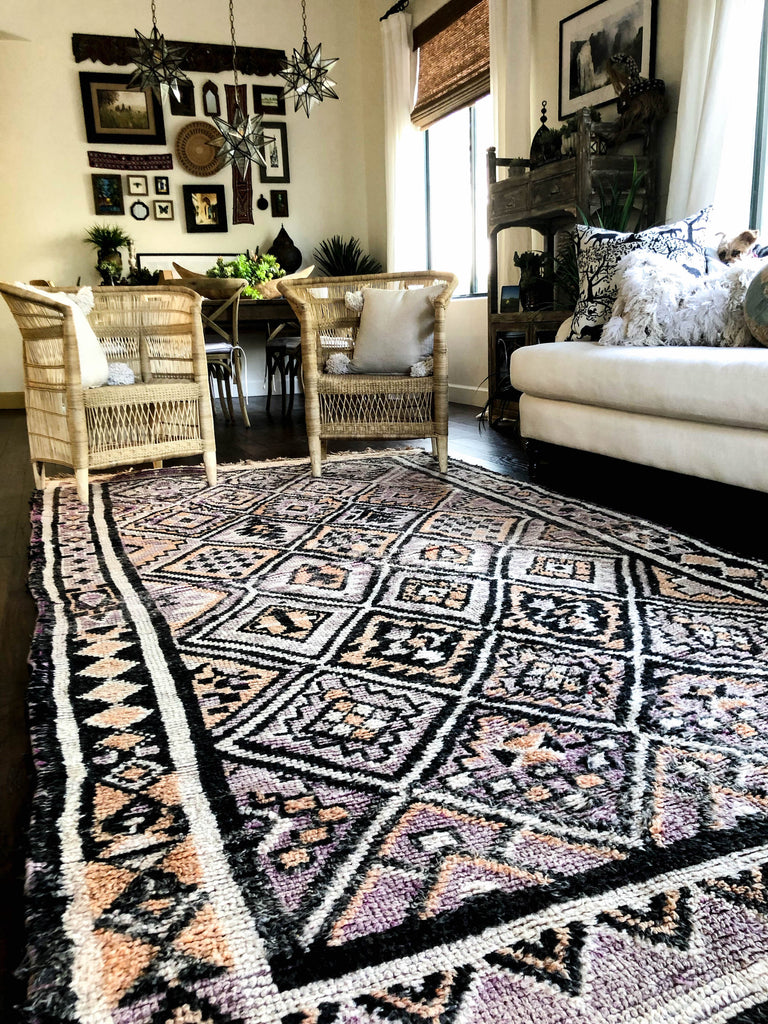 Gamorah Antique Berber Rug