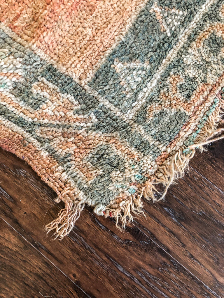 Georgia Antique Berber Carpet