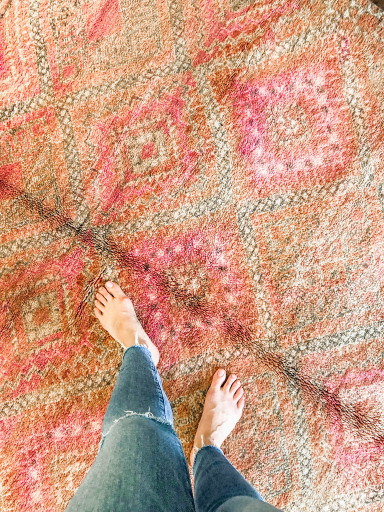 Tipper Vintage Berber Carpet