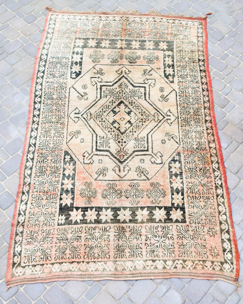 Marrakech Antique Berber Carpet