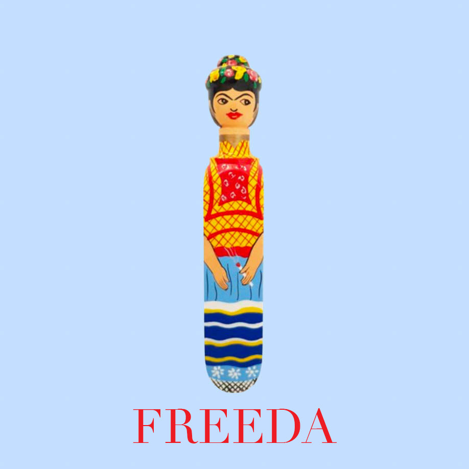 Freeda Doorstop by Wedgies